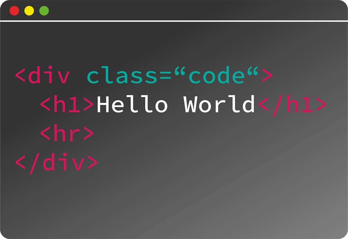 dynamic and static websites hello world