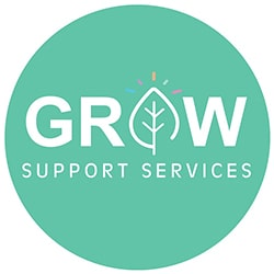 grow support services logo