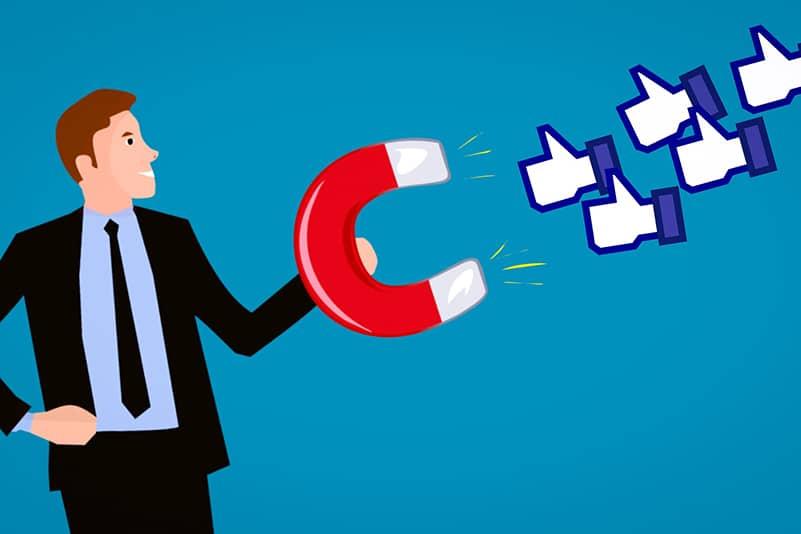 increase facebook magnet