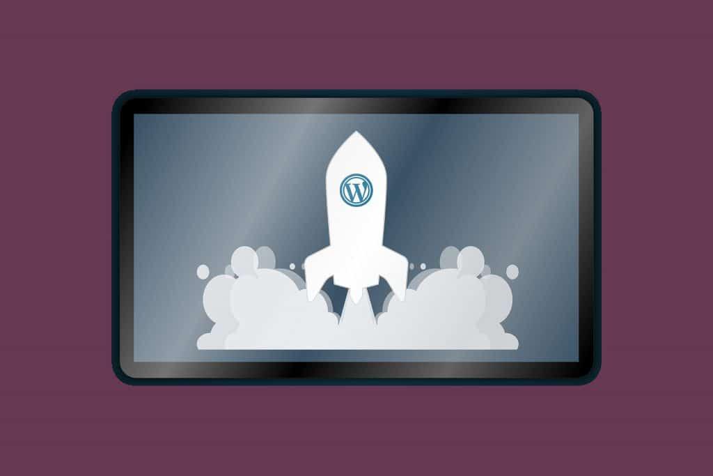 wordpress website optimisation guide